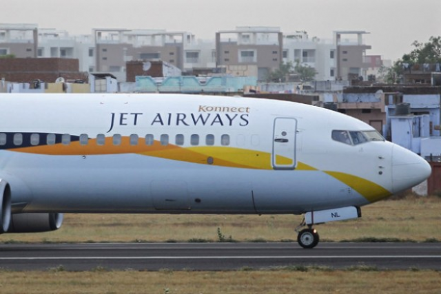 Now pay less to fly to London on Jet Airways business class than economy